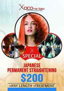 $10 men's cut/Japaness Straightening Perm Sale Adelaide CBD Adelaide City Preview