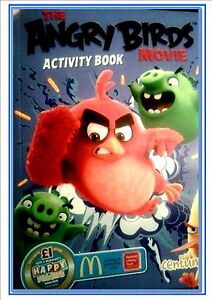 Angry Birds Movie Activity Book New Puzzles Wordsearches by Centum & Rovio Books
