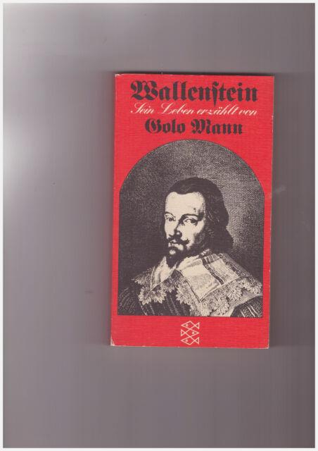 Golo Mann, Wallenstein. Sein Leben erzählt von Golo Mann, Band 3 Fischer-Tb.