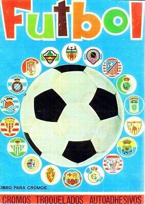 ALBUM CROMOS FUTBOL 75-76 MAGA FACSIMIL,COMPLETO Y NUEVO
