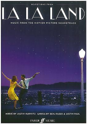 La La Land Songbook Klavier Gesang Gitarre