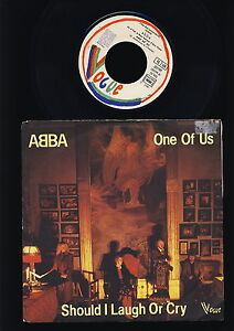 ABBA - One of Us - Should I Laugh or Cry - FRANCE