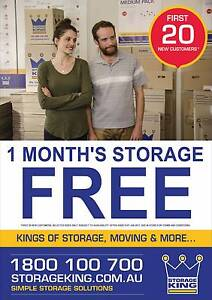 Storage King Beenleigh - One Month FREE Storage Beenleigh Logan Area Preview