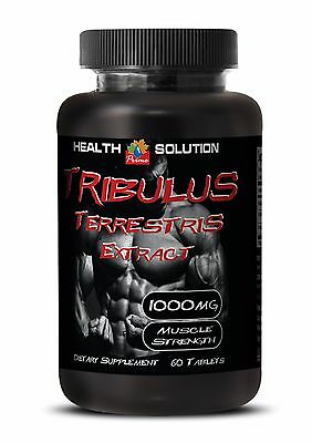 Maca Extract Tribulus Terrestris Extract Testosterone Boosting Properties 60