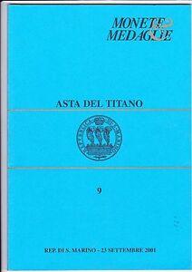 Catalogo-Auction-numismatica-Asta-del-Titano-n-9-del-01-monete-banconote-Savoia