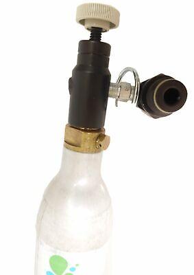 Professional Refill adapter for Soda Maker CO2  Bottle-Carbonator