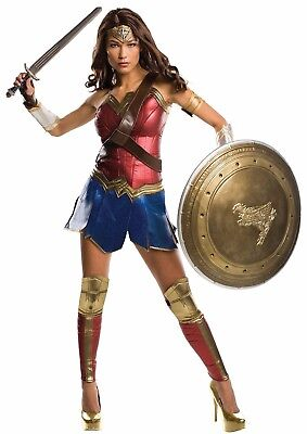 Adult Batman vs Superman: Dawn of Justice- Wonder Woman Grand Heritage Costume ](Superman Vs Batman Costumes)