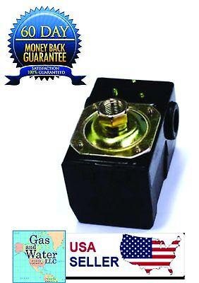 Pressure Switch Water Pump Control 30-50 Psi 40-6060-80psi Adjust.20 A Lefoo
