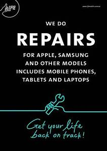 Repair Iphone 5,5s,5c LCD, from $89 Leederville Vincent Area Preview