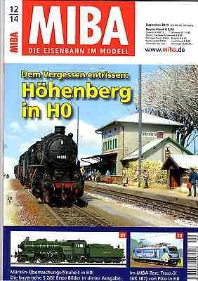 MIBA Die Eisenbahn im Modell