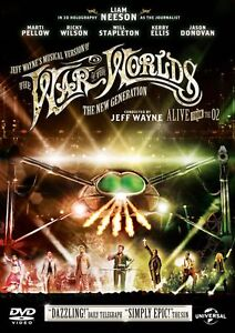 Jeff Wayne's the War of the Worlds - The New Generation... [DVD]