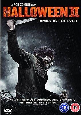HALLOWEEN FAMILY IS FOREVER - 2010 Brad Dourif,Tyler Mane,Scout New Region 2 DVD](Watch Halloween 2 Movie)
