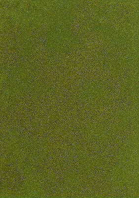 Busch 1318 HO: Bodembedekker mei-/geelgroen (Groundcover)