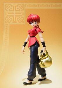 Ranma 1/2 - Ranma Saotome S.H. Figuarts Action Figure - Female Ver. (Bandai)