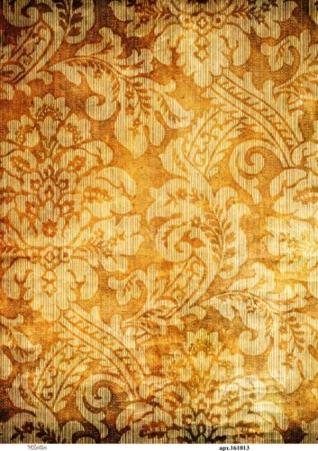 Rice paper decoupage #161013 napkin vintage Background supplies craft Milotto