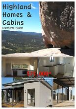 NEW Relocatable Cabins w/FREE kitchen, oven/cooktop & dishwasher Glen Aplin Southern Downs Preview