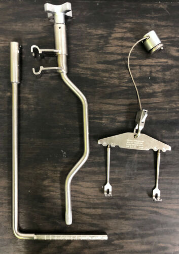 Pemco Rultract Retraction Internal Mammary Retractor System