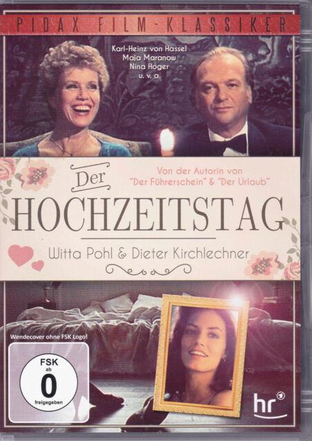 Der Hochzeitstag *DVD*NEU*OVP* Pidax Film-Klassiker - Witta Pohl - Maja Maranow