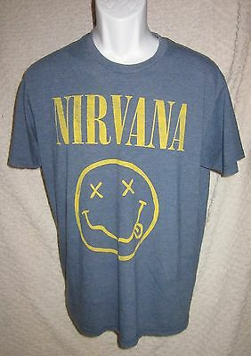Nirvana t-shirt size adult Medium - reproduction