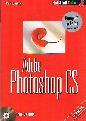Buch über Photoshop CS + CD Photoshop