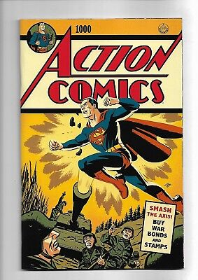 DC Comic - Superman - Action Comics Nr. 1000 SHOP VARIANT - Panini Verlag deut.