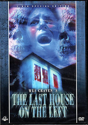 The last House on the left , 2 Disc Special Edition , 100% uncut , new / sealed](The Last Halloween Dvd)