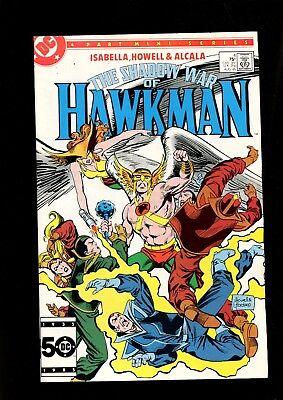 SHADOW WAR OF HAWKMAN 4 (9.4) DC (B003)