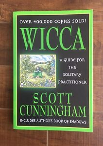 WICCA - A Guide for the Solitary Practitioner.  $7.00