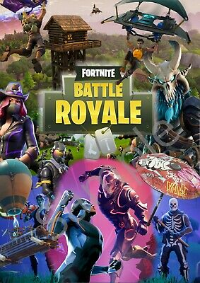 Poster Fortnite Buyitmarketplace Fr