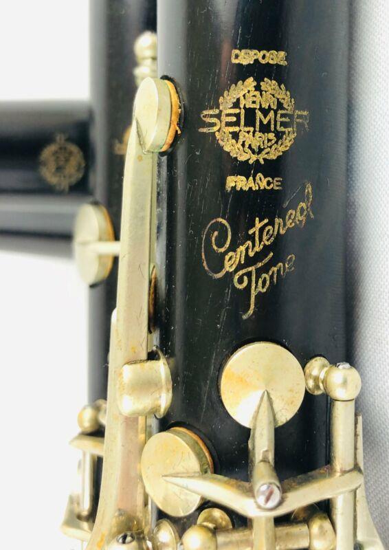 Selmer Paris Centered Tone Clarinet