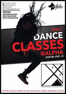 Term 2 Kids Dance Classes at Alpha Dance Studio Beckenham Gosnells Area Preview