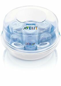 Avent Philips microwave steam sterilizer