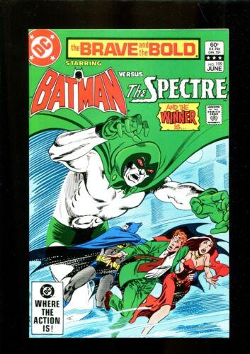BRAVE AND THE BOLD 199 (9.4) SPECTRE  APP BATMAN DC (b046)