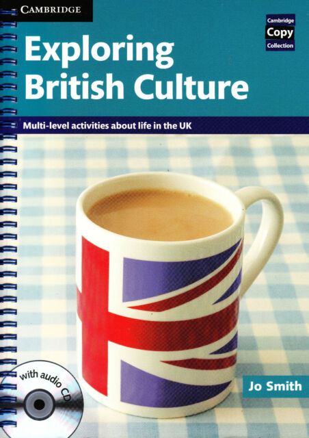 CAMBRIDGE COPY COLLECTION Exploring British Culture with Audio CD @NEW BOOK@