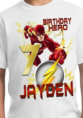 Flash Shirt / The Flash Party Supplies / Flash T Shirt / Flash - Party Supply Cheap