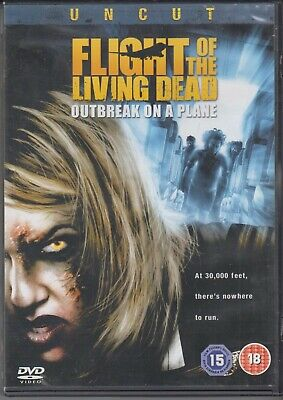 Flight Of The Living Dead (DVD, 2007), usado segunda mano  Embacar hacia Mexico