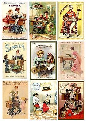 Dekoaufkleber-Möbeltattoo-Shabby-Vintage--für DUNKLE HINTERGRÜNDE--Nr.:  175