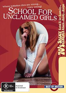 School for Unclaimed Girls (1969) * Madeleine Hinde * British Sex Comedy*