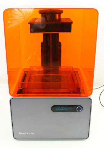 Formlabs Form 1+ Plus 3d Printer Form One