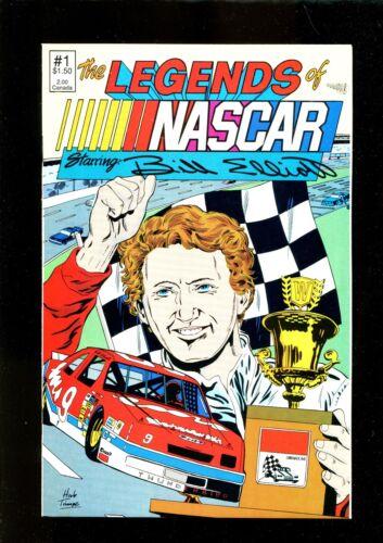 LEGENDS OF NASCAR 1 (9.6) BILL ELLIOT HERB TRIMPE VORTEX (b012)