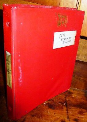 Jcb Backhoe Loader Service Manual Wbinder Pub. N0. 98033257u