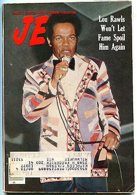 "Jet Magazine March 2 , 1978- ""Lou Rawls Won't Let Fame Spoil Him Again""- Cosby"