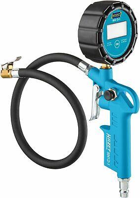 Hazet Reifenfüll-Messgerät digital Reifenfüller Luftdruckprüfer bis 12 bar