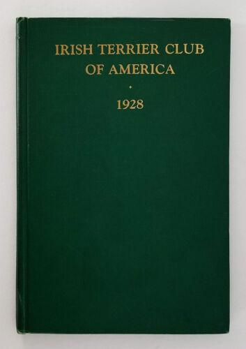 Irish Terrier Club of America 1928
