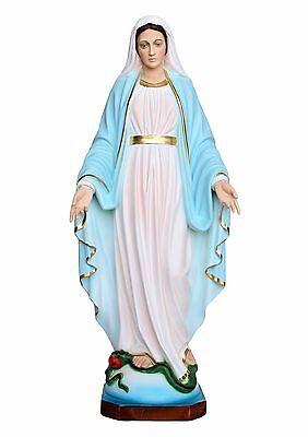 Madonna Immaculate Della Medaglia Miracolosa Cm 50