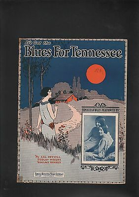 Blues for Tennessee 1925 on Rummage