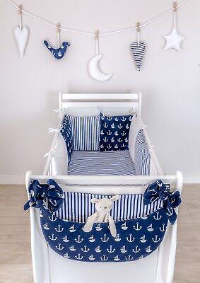 5 Stück Wand Hängen (Hängedeko/ Wanddeko Handmade 5 Stück Anhänger für Kinderbett Baby LOOLAY)