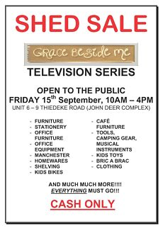 MASSIVE TELEVISION PROPS & DRESSING SALE - BEAUDESERT
