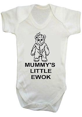 Star Wars Mummys Kleiner Ewok Darth Vader Body Weste (Darth Vader Mädchen)