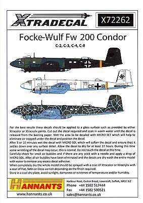 Focke Wulf Fw-2000 Condor 1:144 Fertigmodell Die-Cast
